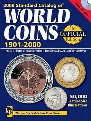 WORLD COINS CATALOGUE 1901 - 2000 36th Edition DVD