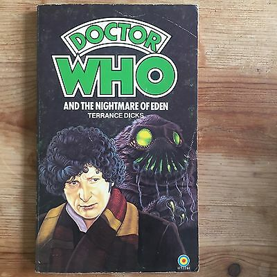 Dr Who And The Nightmare Of Eden (paperback)