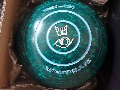 TAYLOR Whiteline size 3, gripped. WB20, exc cond