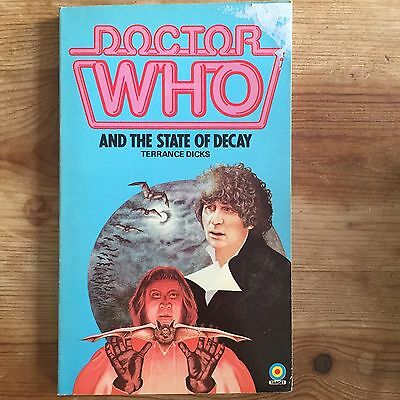 Dr Who And The State Of Decay (paperback)