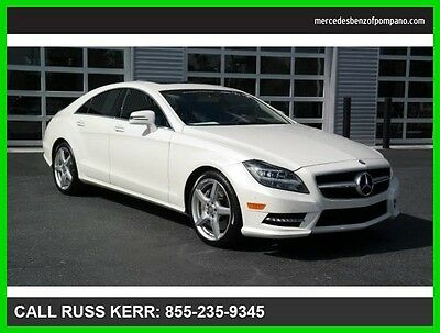 2014 Mercedes-Benz CLS-Class CLS550 Premium Parktronic Lane Tracking 2014 CLS550 Certified Premium We Finance and assist with Shipping