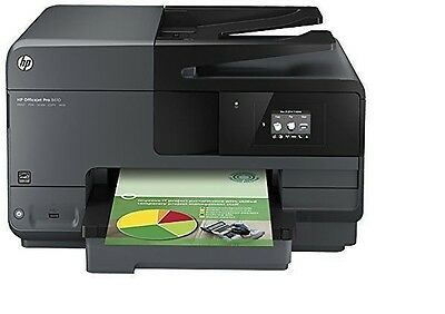 HP Officejet Pro 8610 e-All-in-One WiFi Colour Photo Printer Scan Copy Fax £119