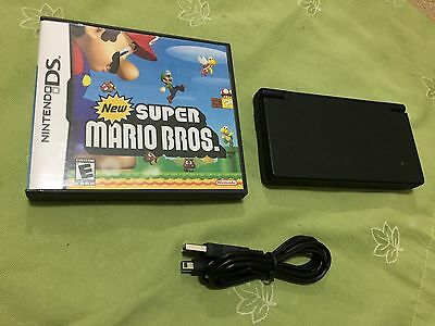 Nintendo Dsi with New Super Mario Bros Ds Game In Great Condition