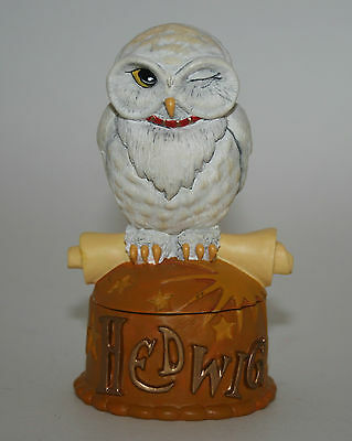 Harry Potter Limited Edition Secret Box - Hedwig the Owl - Department 56