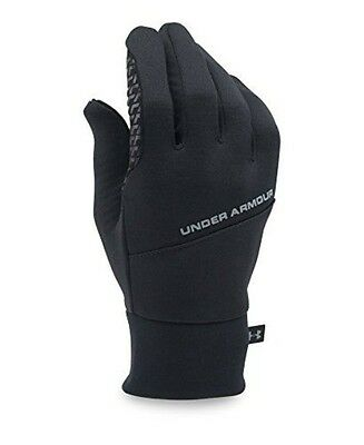 Under Armour Men's Armour Stretch Glove, black, Large