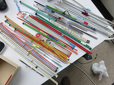 Vintage Knitting Needle/pins Joblot