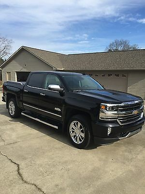 2016 Chevrolet Silverado 1500 High Country 2016 Chevrolet 1500 High Country 6.2