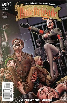 Adventures in the Rifle Brigade (2000) #2 FN