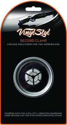 Vinyl Styl Record Clamp - Accessories