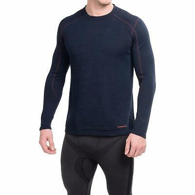 Terramar Climasense ThermaWOOL 4.0 Heavyweight Base Layer Top Extreme Cold Wool