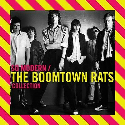 The Boomtown Rats - So Modern: The Collection [New CD] UK - Import