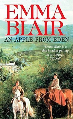 An Apple from Eden, Emma Blair | Paperback Book | 9780749942526 | NEW