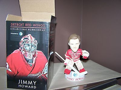 Jimmy Howard Detroit Red Wings 2014 Bobblehead limited edition