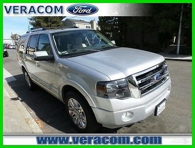 2012 Ford Expedition Limited 2012 Limited Used 5.4L V8 24V Premium Automatic 4WD SUV