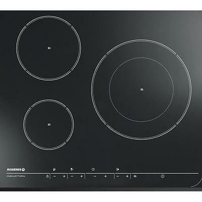 ROSIERES TRI17 - Table de cuisson a induction 3 zones