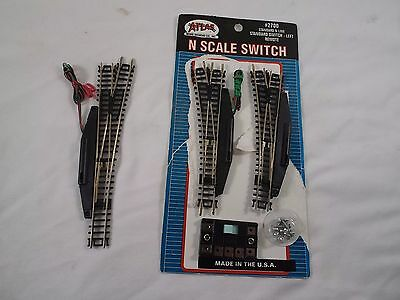 lot 3 Pair Atlas N Gauge Electric Remote Control Switches