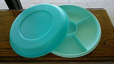 Tupperware Small Serving Centre Blue