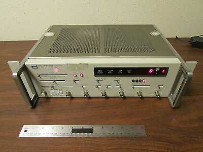 HP Agilent 1645A Data Error Analyzer Tested Working