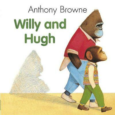 Willy And Hugh, Anthony Browne   Paperback Book   9780552559652   NEW