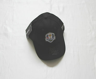 Bubba Watson Autographed 2014 Ryder Cup Golf Cap with COA