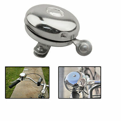 Traditional Vintage Dutch Bike Bicycle Cycle Handlebar Loud Retro Bell
