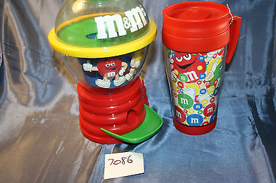 M&M Collectibles - Dispenser and tumbler (7086)