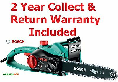 10 ONLY - Bosch AKE 35S Mains Corded Electric Chainsaw 0600834570 3165140465410