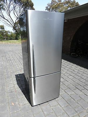 Fisher & Paykel 400Litre Stainless Upsidedown Frost Free Refrigerator.