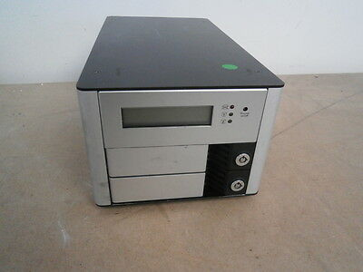 Custom NAS Hard Drive HDD Network Attached Storage System 2 x 500GB SATA !