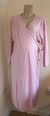 Blooming Marvellous Maternity Dressing Gown Size Extra Large 18-20