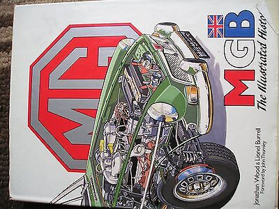 MGB Book - The illustrated history
