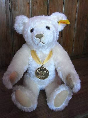 Steiff Millenium Teddy Bear with certificate - GREAT CHRISTMAS GIFT!!