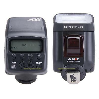 Viltrox JY-610C LCD E-TTL On-camera Slave Flash Light Speedlite for Canon Camera