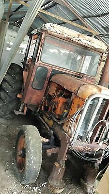 tractor 9G Chamberlin (ask Seller Of Exact Location Before Bidding)