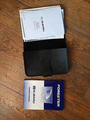Subaru Forester Owners Manual