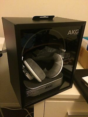 AKG K701 Reference Headphones As New In Box
