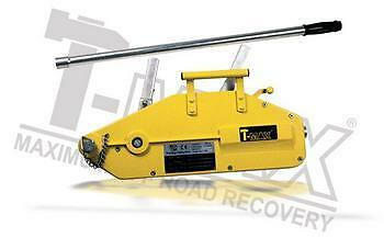 T Max OFF ROAD RECOVERY HAND WINCH 1600 KGS - BA 2620