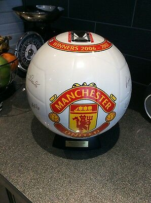 manchester united champions trophy