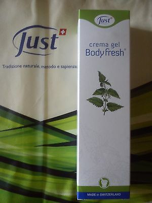 Crema gel bodyfresh da 100 ml JUST