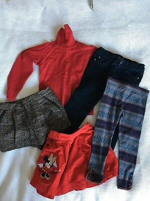 bundle of girls clothes 3-4 Zara, Next And George