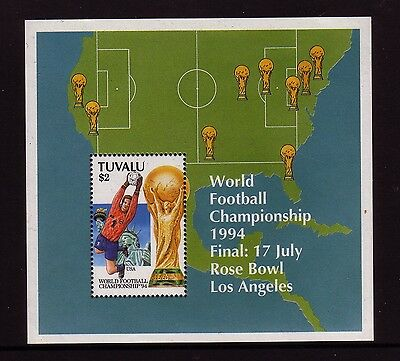 World Football Championship 1994 [Tuvalu] M/s=Final= Rose Bowl Usa