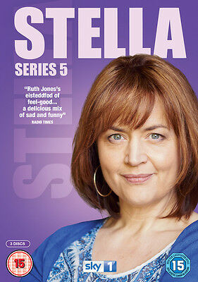 Stella Series 5 Complete New and sealed DVD Box Set