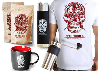 Adore Coffee Death Defying Killer Pack KILLER COFFEE