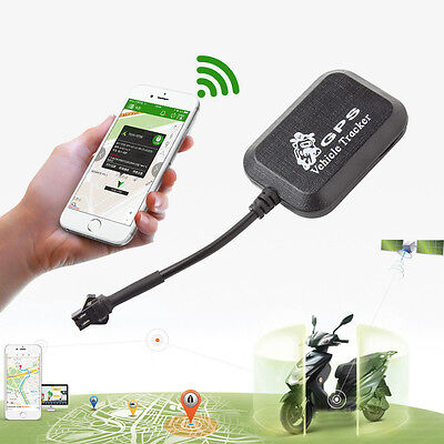 Real Time GPS Tracker GSM/GPRS Tracking Anti-theft for Car Vehicle Motorcycle
