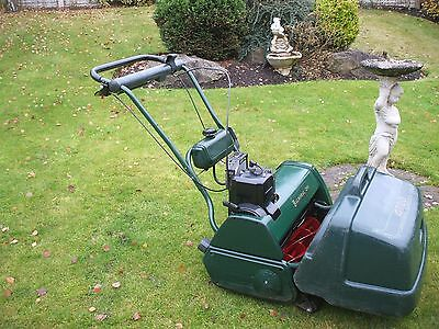 atco balmoral 205 self propelled lawn mower