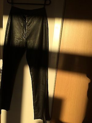 Paragon Leather Trousers