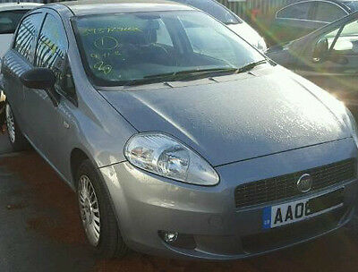 2006 ON fiat Grande punto MANUAL 5 SPEED GEARBOX , 1.2 1.4 8V 61000 MILES