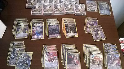 Deck FOW Force of Will Faria round table