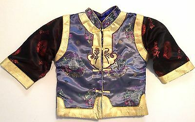 Chinese, Asian Style Jacket, child size, JWDA,
