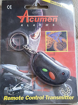 Acumen 900 series Key Fob. Fits Acumen 900 and 911Alarms